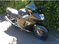 Honda CBR1100xx Blackbird 2004.Stealth.