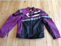 IXS motorcycle jacket 36