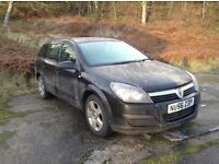 vauxhall Astra, Spares and repairs