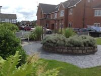 Purpose built one bed ground floor apartment in Bickershaw Wigan