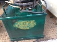 Oxford model RT110 oil immersed electric ARC welder.