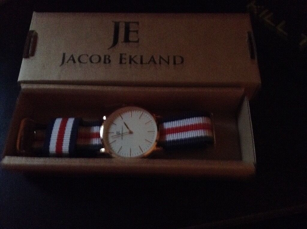Jacob Ekland Watch