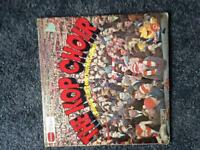 Liverpool fc KOP Choir Vinyl Lp REDUCED TO£10.