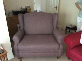 M&S Small sofa.