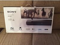 New Sony home theatre system