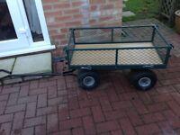 Garden trailer/cart
