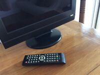 TV with digital recorder