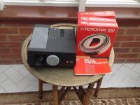 GAF 503 slide projector
