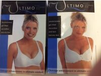 Give yourself a lift with an Ultimo gel-filled bra