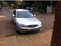 Ford Mondeo Zetec 2006 55 Plate