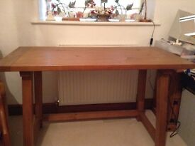 Lovely next solid oak table