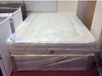 New double beds delivery available