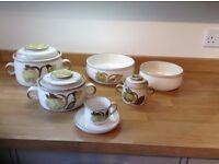 Denby Troubadour crockery and tableware
