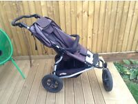 Mountain Buggy Urban with carrycot