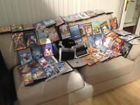 Venturer in car DVD player with 2 screens plus children's dvds SOLD