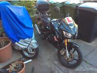 Lexmoto 125 for sale