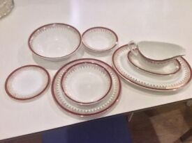 Beautiful dinner service for sale