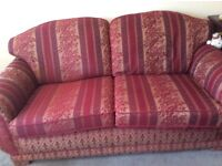 Free needs to go ASAP sofa, comfy and clean