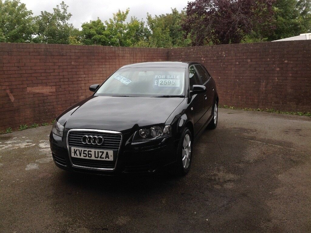 Audi A3 special edition 1.9 TDI,full service history,timing belt kit replaced