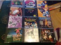 A mixture of CDs £2.00 each