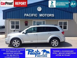 2012 Dodge Journey R/T-PRICE REDUCED