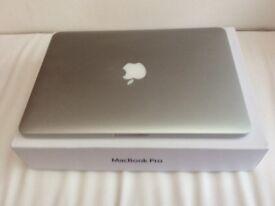 MacBook Pro (Retina, 13-inch Late 2013)