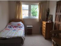 Available now single room ensuite £160 / week or £600 / months, including bills .