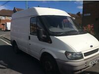 Ford transit swb high roof