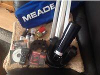 Meade ETX-70 telescope