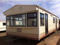 Cosalt Resort FREE UK DELIVERY 32x12 2 bedrooms double glazed 2 bathrooms offsite static caravan