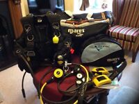 Like New Scuba Diving Equipment....priced to Sell! £220!