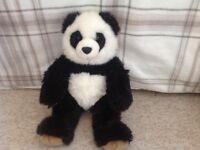 Build a Bear Panda and various outfits