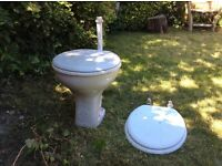 Toliet and seats