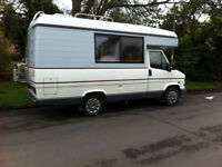Autosleeper Talisman GL 4 Berth Power Steering Low Mileage
