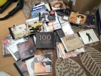 Collection of cd's various artists
