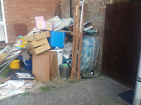 Rubbish Removal & Garden Waste Clearance Polite & Professional 7 days a week
