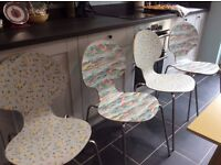Cath Kidson Brentwood Chairs x4