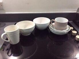 Bowls/Cups set
