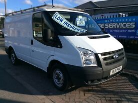 2011 FORD TRANSIT 2,2 *EXCELLENT CONDITION *LOW MILES * EX LADY OWNER SPARE KEY FULL YEARS MOT!!!!!!