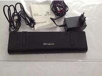 Targus universal lap top and notebook docking station