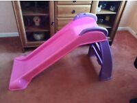 Kids Little Tikes Pink Girls My First Slide