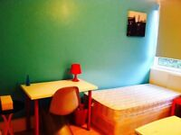 CUTE DOUBLE ROOM SINGLE USE, 8 MNTS WALK BOW ROAD, 10 MNT MILE END, 15 MNTS OXFORD ST,411506