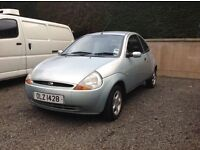 2004 Ford ka +++++ ideal for the fields++++ bargin ++++ £275 +++drives good ++++