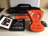 ALKO Al-ko Caravan Wheel Lock Kit No 29. Brand New/Never Used