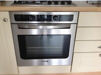 Electric oven - De Dietrich single oven with grill