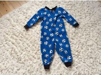 Bundle of sleep suits 18-24 months excellent condition