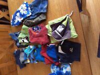 Bundle of boys clothes aged 3/4