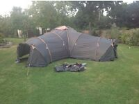 Large family pro action tundra 9 man tent