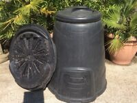Composter and base