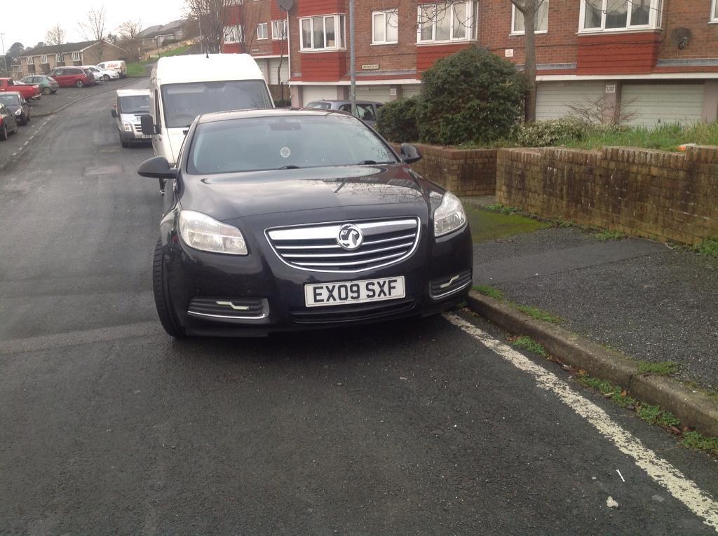Vauxhall insignia petrol 2lt turbo
